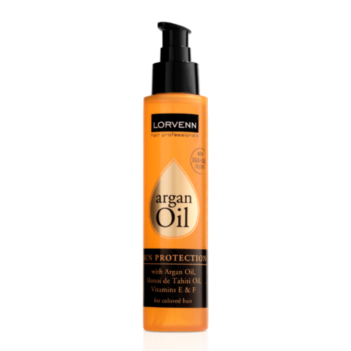 Lorvenn Sun Protection Argan Oil Αντηλιακό Έλαιο 120ml.