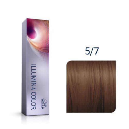 wella illumina color 5/7