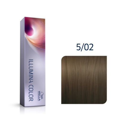 wella illumina color 5/02