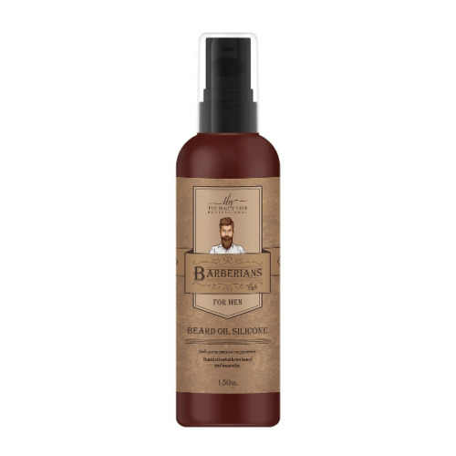beard oil barberian