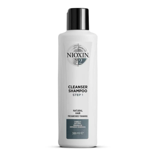 nioxin cleanser system 2