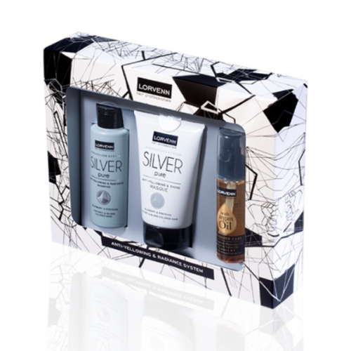 lorvenn travel set silver